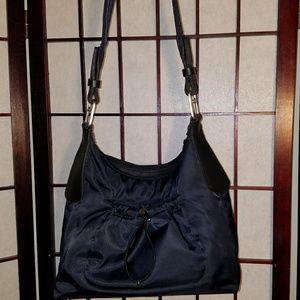 Nine West Navy Blue Shoulder Bag